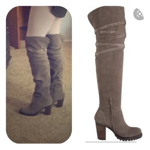 🧚7.5 new Orleans Apepazza over the knee boot